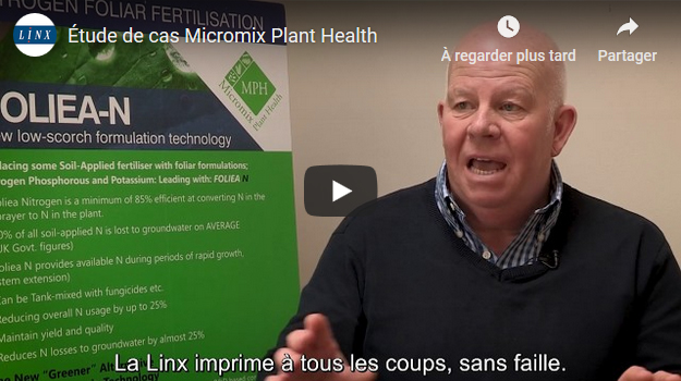 Etude de cas Micromix Plant Health